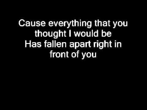 Numb - Linkin Park (Lyrics Video)