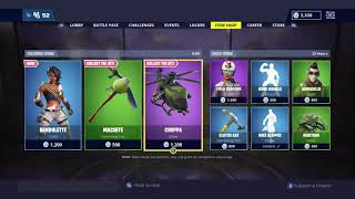 "*NEW* Fortnite *BANDOLETTE"" Skin Item Shop (March 9th 2019)"