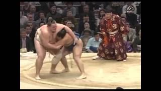 Мартовский турнир по сумо 2012, 4-6 дни: Хару Басё (Осака) / Haru Basho (Osaka)