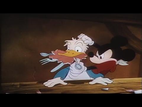 Mickey and the Beanstalk || Mickey si vrejul de fasole || IN ENGLEZA