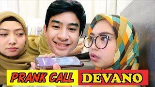 PRANK CALL DEVANO DANENDRA - DIA MALAH CURHAT :(