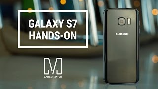 Samsung Galaxy S7 Hands-On Review