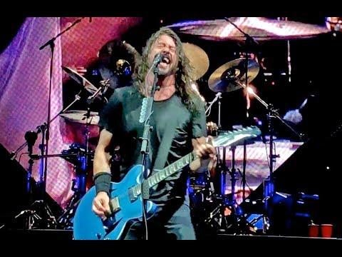 Foo Fighters - The Sky Is A Neighborhood - April 26, 2018 West Palm Beach Florida