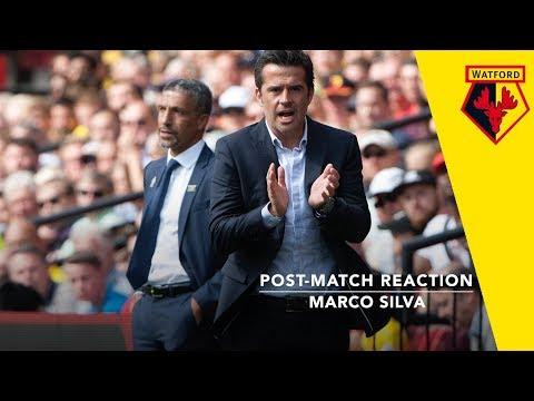 POST-MATCH 🎥   Marco Silva Press Conference Post-Brighton