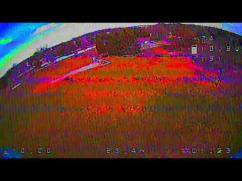 FPV Quadcopter! Freestyle Practice 2