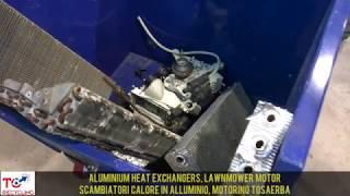 TC Recycling - Scambiatori e motori elettrici - Molino Verticale a Densità Variabile