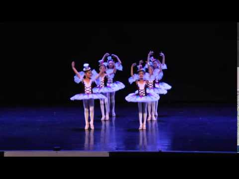 Toydny'S Ballet Classical 16th Asia Pacific Dance Competitio