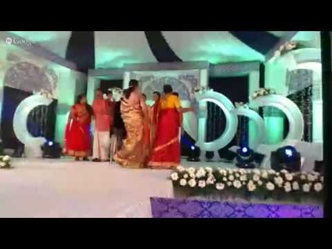 Alok Mibi Wedding Reception Live