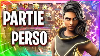 🔴 LIVE PARTIE PERSO FORTNITE TOP 1 = SKIN | PP SKIN A GAGNER FR