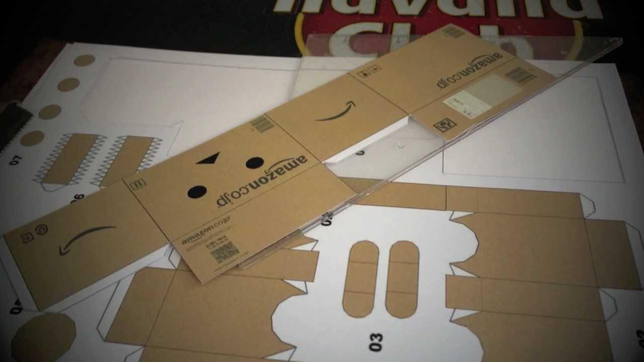 Papercraft Danboard Papercraft