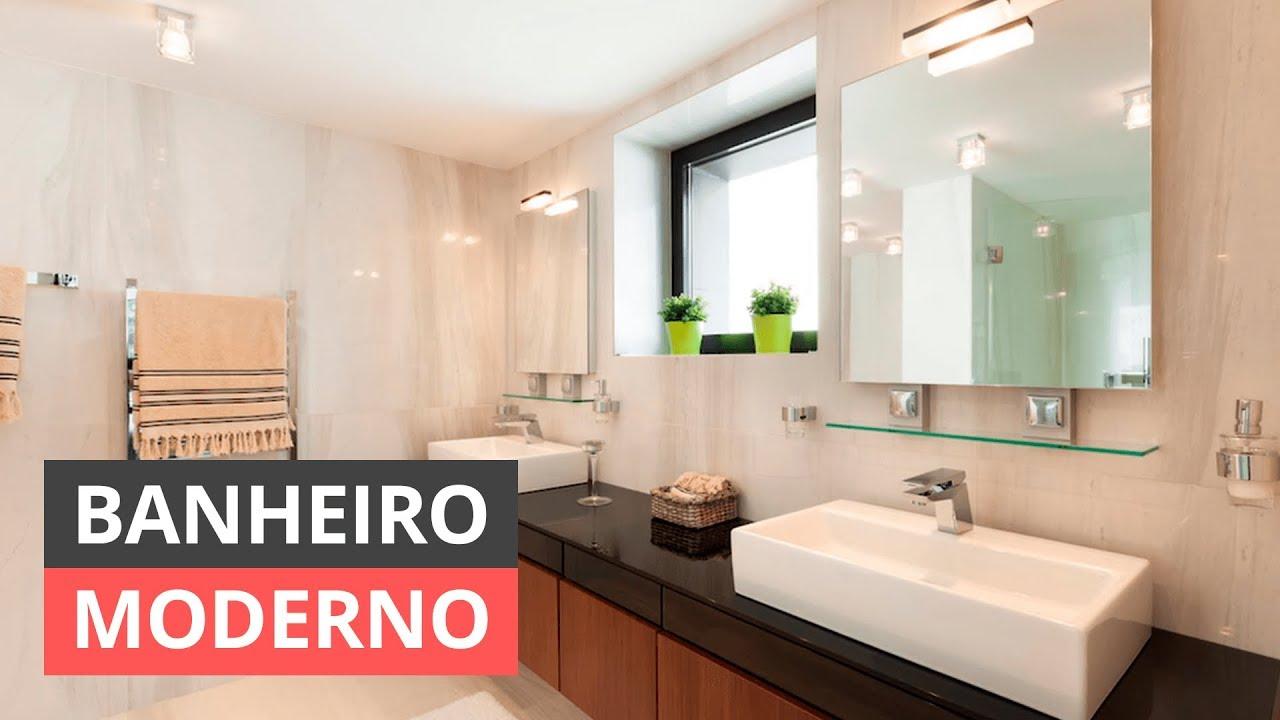 44 Banheiros Modernos Dicas Para Reforma