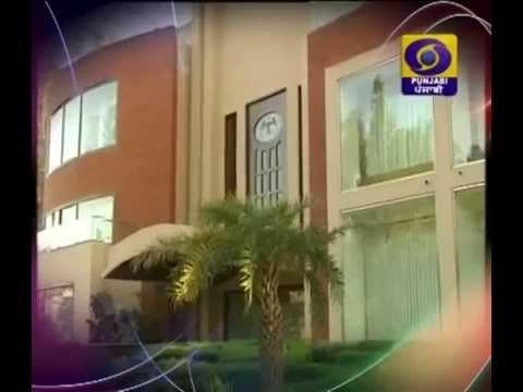 Heavenly Palace(Senior Citizen Home) A unit of DBCT- Chairman Anil.K Monga.