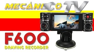 F600 Driving Recorder