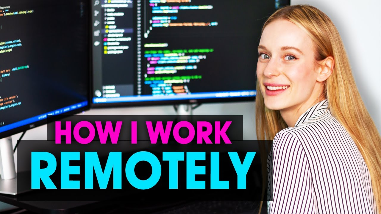 Day In The Life Of A Remote Software Developer - Tools You Need To Succeed As A Digital Nomad