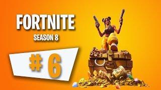 Fortnite Season 8 | Secret BattleStar in Loading Screen #6
