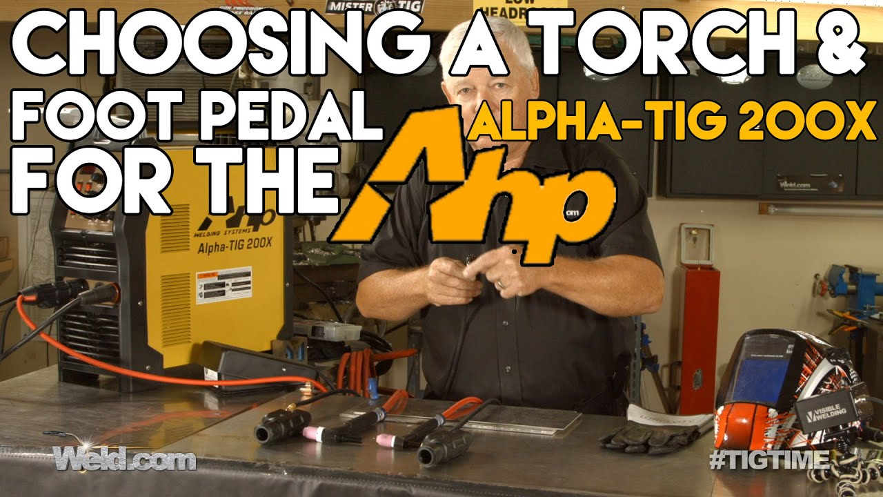 TIG ACCESSORIES UPGRADE PACKAGE BY Mister Tig AHP