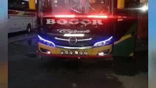 Koleksi foto bus Luragung jaya