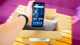 Смартфон Xiaomi который может ШОКИРОВАТЬ! - Посылка с Aliexpress 2018