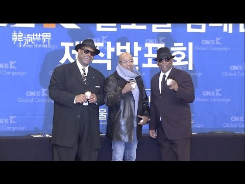 KPOP: Jimmy Jam & Terry Lewis and Peabo Bryson with One K (ENG Sub/中字)