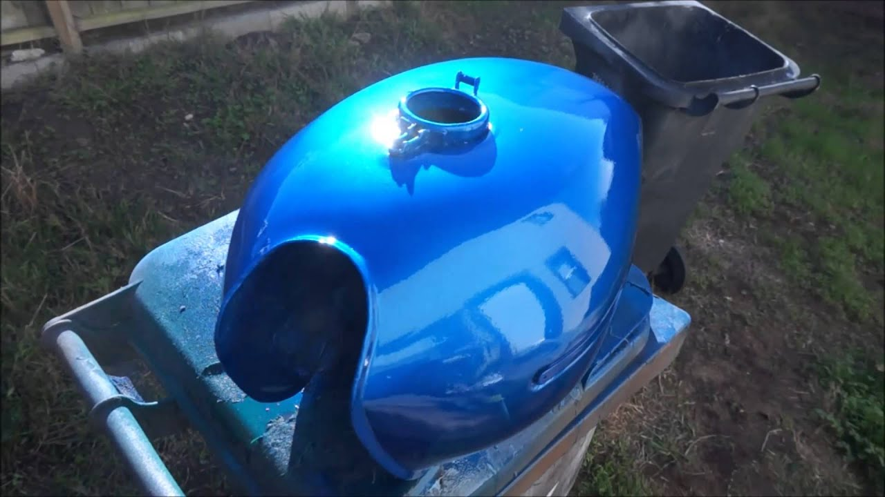 How To Make A Spray Paint Bomb