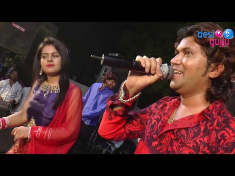 Gujarati Live Non Stop Garba Song for Navratri 2017 - Arjun Chauhan & Divya Khatri PART 3
