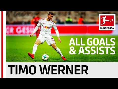 Timo Werner - All Goals and Assists 2017/18
