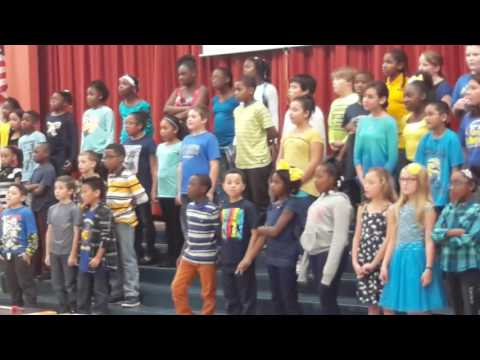 IRA CROSS ELEMENTARY SCHOOL  (4TH GRADE MUSIC PROGRAM )