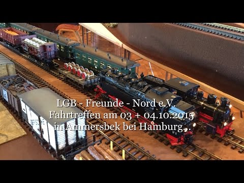 LGB Freunde Nord e.V. - Fahrtage am 03. & 04.10.2015 in Amme