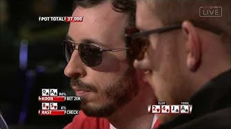 Jason Koon vs. Brian Rast | Poker Legends | Premier League Poker