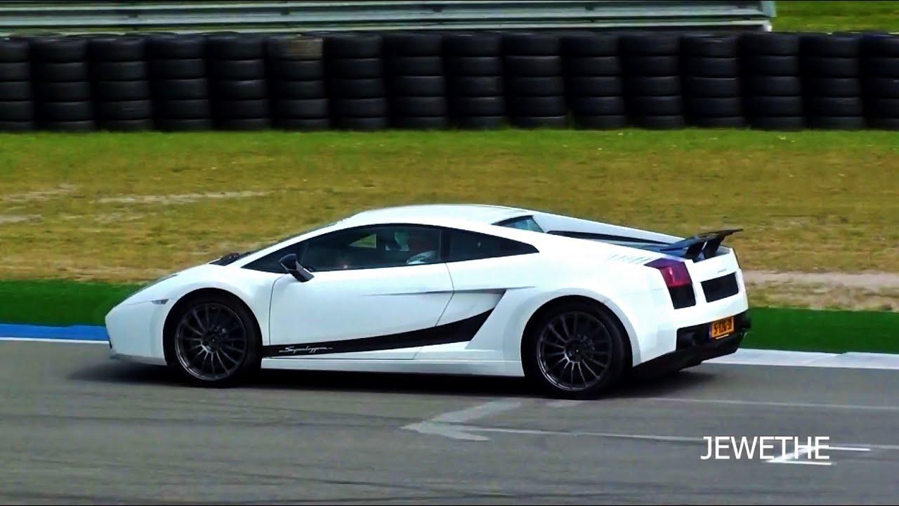 Lamborghini Gallardo S Loud Exhaust Sounds Superleggera Spyder