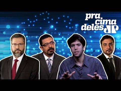 #PraCimaDeles com Ernesto Araújo, Leonardo Coutinho, Caio Coppolla e Silvio Navarro