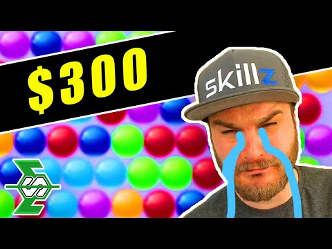 What Happens When You Play For Big Money On Bubble Shooter