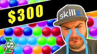 I Played Bubble Shooter for $300 WITHOUT Making a Deposit screenshot 3
