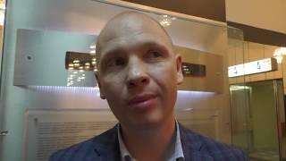 Алексей Тищенко: Ковалев не сможет победить Альвареса. Шансы меньше, чем в первом поединке