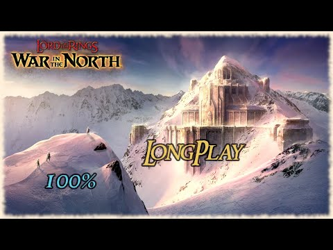 The Lord Of The Rings: War In The North - Longplay 100% (All Side Quest's) Walkthrough No Commentary