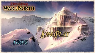 The Lord of the Rings: War in the North - Longplay 100% (All Side Quest