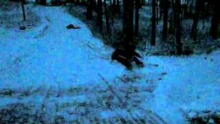 Первый Снеггг....xd