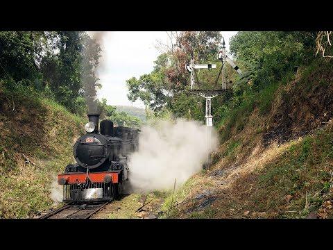 Sri Lanka Steam 2016 - NOT THE VICEROY ! (in 4K)