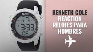 Productos 2018, Los 10 Mejores Kenneth Cole Reaction: Kenneth Cole REACTION Men's 'Digital' Quartz
