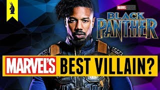 Is Black Panther's Killmonger the Best Villain Since the Joker? - Wisecrack Quick Take