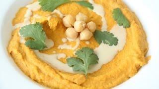 Chana Masala Hummus