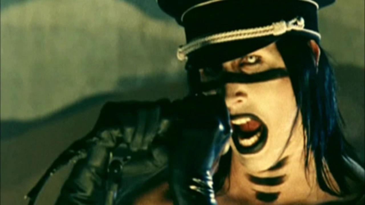 SUB ESPAÑOL/LYRICS] The Fight Song - Marilyn Manson. - YouTube