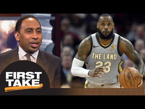 Stephen A. Smith: LeBron James now responsible after Cavaliers' trade moves | First Take | ESPN