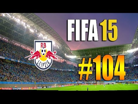 Let's play Fifa 15 Trainerkarriere #104 -  Bittencourt feiert Debüt [Full HD | Deutsch]