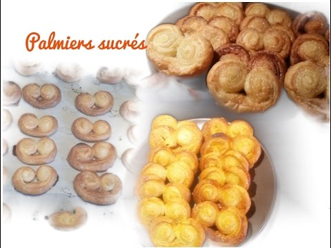 [what-i-eat]-[snack]-palmier-sucré-facile,-rapide