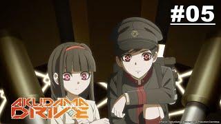 AKUDAMA DRIVE - Episode 05 [English Sub]