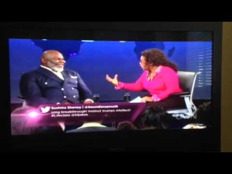 Oprah Lifeclass with Bishop TD