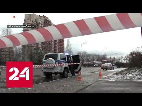 В Мытищах мужчина натравил на полицейского собаку, а затем ударил его ножом - Россия 24