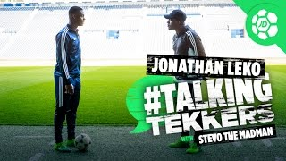 Jonathan Leko of West Bromwich Albion #TalkingTekkers With Stevo The Madman