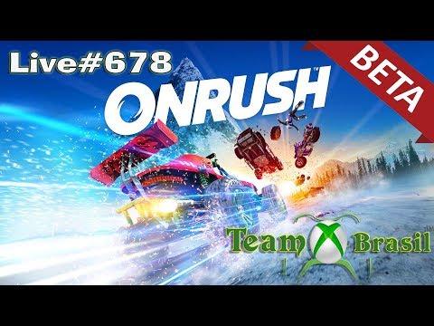 Live TXB #678 OnRush Beta  XBOX X
